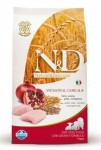 N & D Low Grain Dog Puppy Chicken & Pomegranate 12 kg