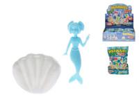 Mořská panna ve vajíčku rozpustném ve vodě - mix variant či barev