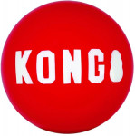 Hračka guma Signature loptu 2ks M Kong