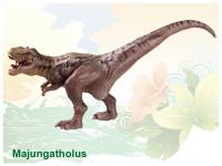 Dinosaurus - Majungatholus 26 cm