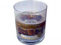 sviečka vonná sklo ANTI TABAK 135g (horí 30hod)