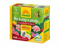 Kryštalické hnojivo s Lignohumátu - Na kvety a plody 400 g