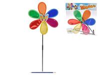 Větrník květina 27x50 cm - mix variant či barev