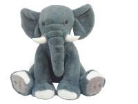 Slon plyšový 78 cm sedící