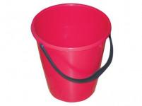 vedro 5l plastové - mix farieb