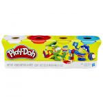 Play-Doh balení 4 tub - mix variant či barev