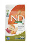 N & D GF Pumpkin CAT Duck & Cantaloupe melon 1,5kg