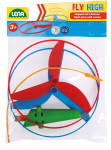 Vystreľovacie vrtuľky 20cm + štartér plast