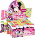 Bublifuk Disney Minnie 4 druhy 60 ml - mix variant či barev