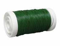 Drôt myrtový zelený 0,35mm 100g