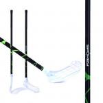 Spokey MASSIG II Florbalová hokejka L zelená