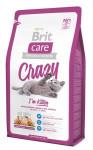 Brit Care Cat Crazy I am Kitten 2 kg