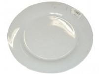 tanier plytký 24,5cm bi porcelánový