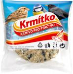 Krmivo XXL KRMÍTKO lojový kroužek pro sýkorky 250g