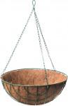 Košík kokosový závesný 30 cm