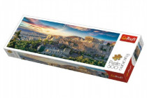 Puzzle Acropolis, Atény panorama 500 dielikov 66x23,7cm