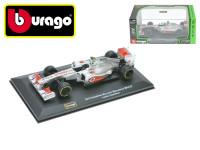 Bburago 1:32 RACE Formule McLaren Team 2012 - mix variant či barev