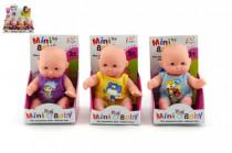 Miminko plast 10cm - mix variant či barev