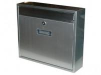 schránka poštová RADIM V 360x310x90mm nerez
