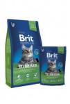 Brit Premium Cat Sterilized 8 kg