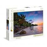 Puzzle 1000 dílků Tropický ráj