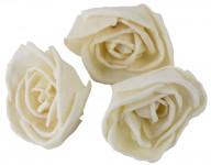 Dekorácie - Sola Bud Rose 6 cm - 3 ks