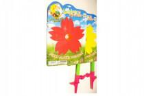 Slnečnica striekacia s pripojením na záhradnú hadicu plast 67cm