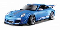PORSCHE 911 GT3 RS 4.0 1:18 modré