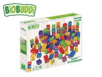 BiOBUDDi stavebnice Learning To Build Young Ones 100 ks