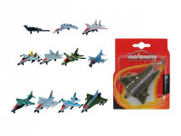 Letadlo 11cm, Jet Aero Club - mix variant či barev