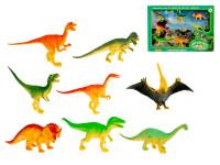 Dinosaury 9-13 cm 8 ks