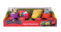 Chuggington - 4 pack Safari park