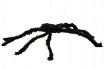 Pavouk velký plyš 120cm karneval