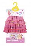 BABY born® Letné šatôčky s farebnou čelenkou - mix variantov či farieb
