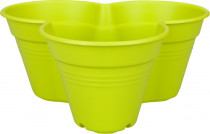 Elho kvetináč Green Basics Growset - 26 cm lime green