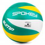 Spokey BUMP II Volejbalový míč zeleno-žlutý vel. 5