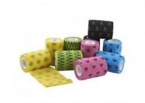 Obin.elastické Funny-Flex Polnet-mix farieb 7,5cm 1ks
