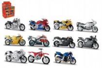 MOTOCYCLE COLL.ASSORT 1:18 - mix variantov či farieb