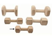 Aport tréninkový dřevo  B&F 150 g
