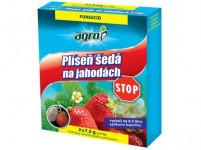Agro Pleseň sivá na jahodách STOP - 2 x 7,5 g (ZÁRUKA 11/2019)