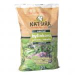 substrát bylinková záhradka 10l NATURA