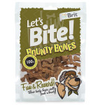 Brit DOG Let 'Bite Bounty Bones 150 g