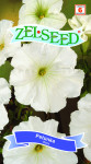 Seva Zelseed Petunia - biela 0,04g