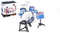 Bicie súprava / bubny 6ks plast - mix variantov či farieb