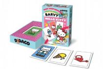 Didaco Hodiny Hello Kitty vzdělávací karty