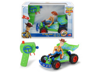 RC Toy Story Buggy s figurkou Woodyho