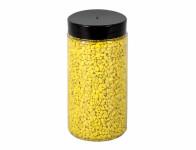 Drť STANDARD dekoračné žltá 2-3mm 600g