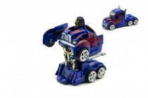 Auto robot / truck plast 13cm