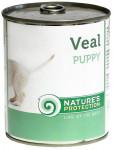 Nature's Protection Dog konz.Puppy telecí 200 g