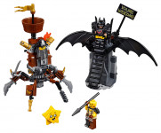 Lego Movie 70836 Batman a Kovovous pripravení k boju